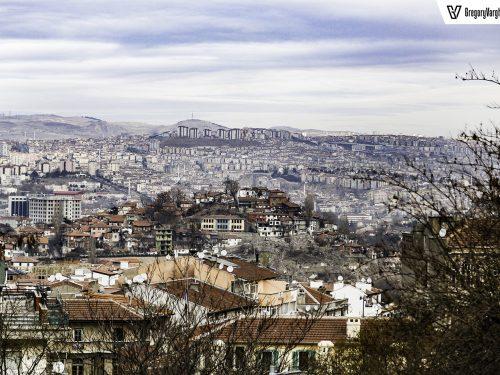 Slums in Turkey