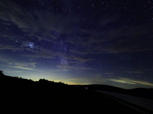 Milky Way Shot at Upstate NY